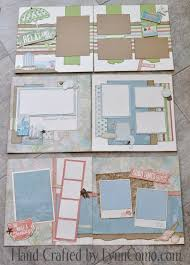 Vacation Photo Album The 25 Best Scrapbooking Layouts Ideas On Pinterest