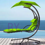 china metal garden swings qf 6311a china patio swing chair qf