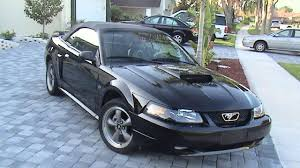 2002 Black Mustang 2002 Ford Mustang Information And Photos Zombiedrive