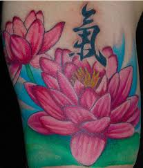 Japanese Flowers Pictures - lotus tattoo ankle new tattoo pictures of colorful flower