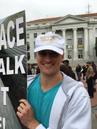 big on campus how racists rallied at uc berkeley with police