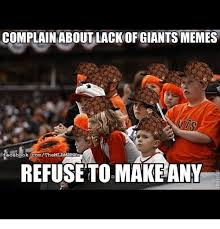Ebook Meme - complain about lack of giants memes ebook comthemlbmames refuse to