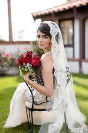 hairstyles with mantilla veil cream wedding veil chagne bridal veil cathedral lace veil