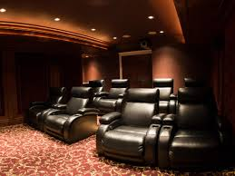 comfortable home theater seating home theater wiring pictures options tips u0026 ideas hgtv