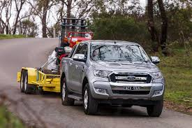 2017 ford ranger xlt double cab 4x4 review loaded 4x4 2016 ford ranger review 4x4 load and tow test comparison 4x4