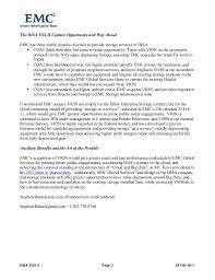 disa enterprise storage services contract white paper
