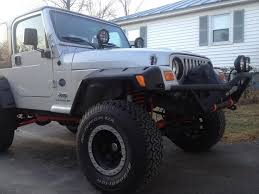 wtt me 2005 jeep wrangler lifted for kb or whipple cobra