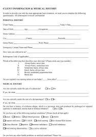 consent form templates eliolera com