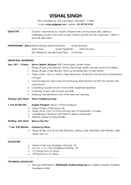 Freelance Work On Resume Resume