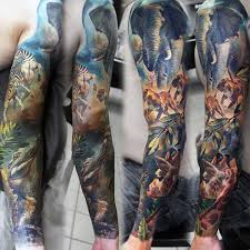 60 epic tattoo designs for men legendary ink ideas