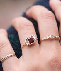 birthstone engagement rings 15 birthstone engagement rings that make you forget about diamonds