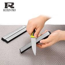 sharpening stones for kitchen knives ruixin pro 3 pcs knife sharpener stones professional kitchen knife