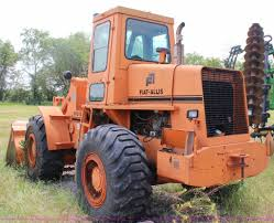 1979 fiat allis 645b wheel loader item h2541 sold june