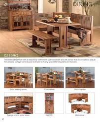 Nook Dining Set by Prices U2022 Sunny Designs Sedona Breakfast Nooks Dining Furniture