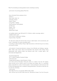 Sample Resume Format Of Fresh Graduate by Resume Sample For Fresh Graduate Accountant Templates