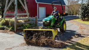 compact utility tractors 2 family tractors john deere us