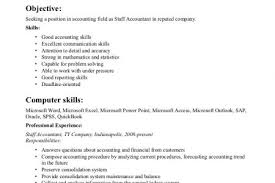 Staff Accountant Resume Samples by Enrolled Agent Resume Example Tax Preparer Resume Child Care