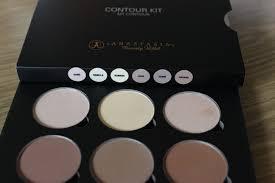 how to contour makeup with anastasia beverly hills kit mugeek