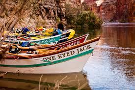 grand canyon dories river trip lees ferry diamond creek