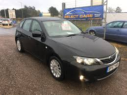used subaru impreza cars for sale motors co uk