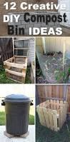 Backyard Composter Best 25 Diy Compost Bin Ideas On Pinterest Garden Compost