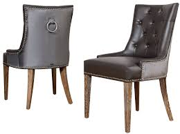 Black Velvet Dining Room Chairs by Dining Chair Chocolate Brown Velvet Dining Chairs Brown Crushed