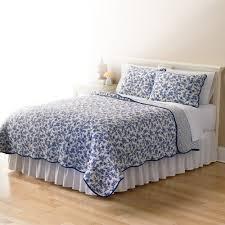 Home Classics Reversible Down Alternative Comforter Home Classics Sarah Toile Quilt Coordinates