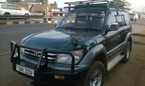 Best Safari Vehicle To Use On Uganda Self Drive Adventure Car