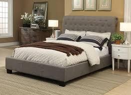 Royal Bed Frame Upholstered Beds San Diego Bedroom Furniture San Diego Skylar U0027s