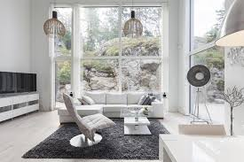 white interiors homes modern house with white interiors
