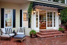 Small Brick Patio Ideas Outdoors Pool Side Herringbone Brick Patio Ideas And Dining