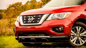 nissan pathfinder reviews 2017 2017 nissan pathfinder sv drive review the family hauler