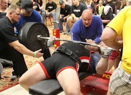 Bench Press 1000 Lbs With Powerlifter Dave Hoff
