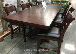 Full Size Of Patio Costco Round Patio Table Stone Top Patio - Costco dining room set
