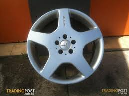 mercedes amg wheels 18 mercedes amg ml55 18 inch stg genuine alloy wheels only for sale