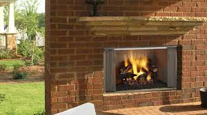 villawood wood outdoor fireplace majestic products