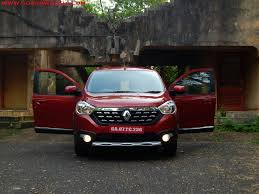 renault lodgy specifications renault lodgy stepway world edition drives into goa