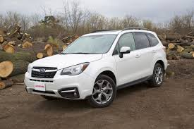 subaru sport car 2017 2017 subaru forester limited review autoguide com news
