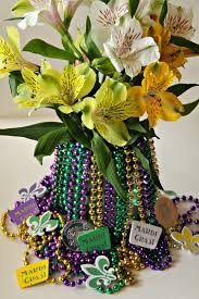3 step mardi gras decoration earning and saving with
