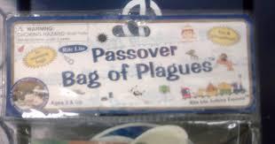 passover plagues bag kraptastrophe passover bag of plagues
