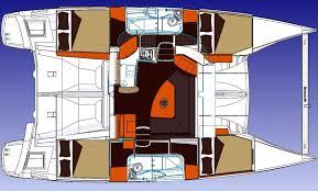 Catamaran Floor Plans Andromeda The Catamaran Company