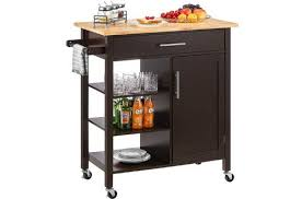 kitchen storage cabinet cart 7 kealive rolling kitchen island carts on wheels kitchen