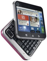 motorola android motorola announce a square android flipout phone