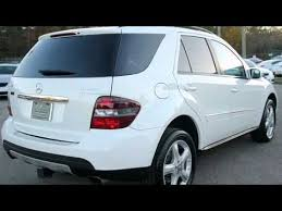 used mercedes suv for sale used 2008 mercedes m class ml320cdi suv for sale tallahassee