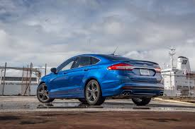 fords fusion 2017 ford fusion sport ecoboost awd test motor trend