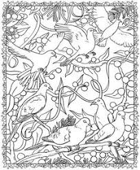 stress relief introduce version coloring pages deep sea