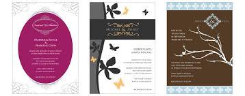 wedding invitation card design template create free wedding invitations designmantic the design shop