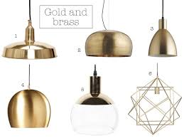 gold ceiling light fixtures lighten up with these stunning statement pendant lights yes please