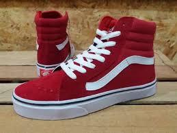 Sepatu Vans sepatu vans sk8 merah casepy
