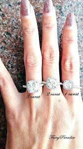 3 carat diamond engagement ring cost of 3 carat diamond engagement ring placee